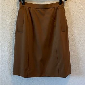 YSL vintage skirt with pockets